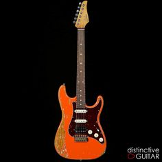 This Suhr Classic Antique is the ultimate Strat Relic - with a modern build and aesthetic combined with traditional elements, this guitar is sure to please any and all players alike. The play feel is something we could rant and rave about for days! If you've never played a Suhr Antique, do yourse...