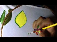 3- pintura en tela hoja con cony