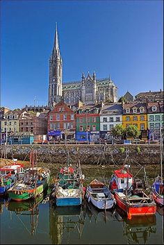 Cobh, Ireland ~ Photos Hub