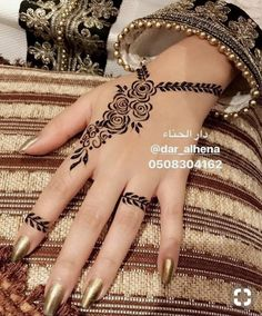 Hena – Source by Please send us the posts you want removed. Pretty Henna Designs, Henna Tattoo Designs Simple, Rose Mehndi Designs, Finger Henna Designs, Henna Art Designs, Modern Mehndi Designs, Mehndi Design Photos, Mehndi Designs For Fingers, Beautiful Mehndi Design