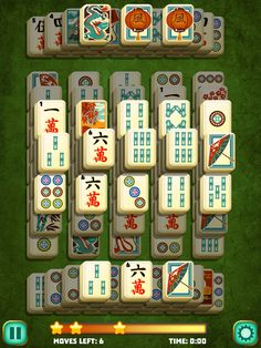 Mahjong Path Solitaire - A classic take on Mahjong https://itunes.apple.com/app/apple-store/id1096666045?pt=17498&ct=pinterest&mt=8