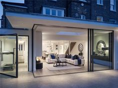 5 bedroom semi-detached house for sale in Marlborough Road, Richmond, London, - Rightmove. House Extension Design, Roof Extension, House Design, Extension Ideas, Detached House, Semi Detached, Architect House, Patio Roof, House Extensions