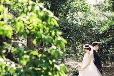 ロケーション前撮り & Pre Wedding film  *ウェディングフォト elle pupa blog*