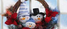 Resultado de imagen para ventanas decoradas con pepas de navidad economico y sencillo