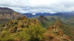 Battleship mountain, Superstition Park, AZ. #hikeaz #Beefree