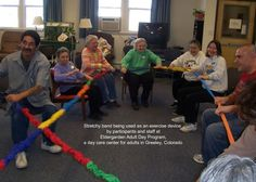 13 Movement Activities with Stretchy Band