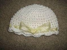 hat, crochet