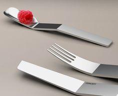 Concept les couverts par Till Kobes Product Design #productdesign