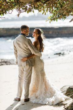 Bradley's Head Wedding Ceremony - Photo by Girl in the White Dress Sydney Wedding, French Photographers, Wedding Ceremony, White Dress, Wedding Photography, Couple Photos, Stylish, Wedding Dresses, Fashion