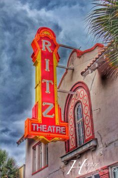 The Ritz Theatre Downtown Winter Haven, Florida