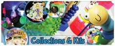 COLLECTIONS & KITS