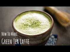 Green Tea Latte 抹茶ラテ • Just One Cookbook