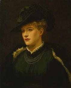 1876 - Ellen Terry by Sir Johnston Forbes-Robertson