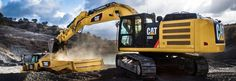 """Ever been told to """"man up""""? Very few men ever """"man up"""" and it's about time we do. I'm not talking about some testosterone-fueled call to a. Excavator Price, Mini Excavator, Cat Machines, Types Of Machines, New Tractor, Tonka Toys, Customer Stories, Motor Grader, Lots Of Cats"""