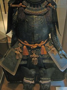 Armor (Gusoku) Japan, late Edo period, early to mid-19th century