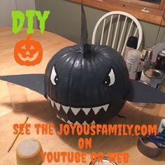We are pumpkin carvers. Painting pumpkins is a n…