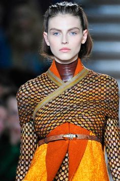 Missioni A/W 2012   Woven Textures | catwalks