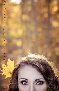 lace, autumn, fall foliage, woods, girl, model, leaves, orange, yellow, knoxville photographer, creative portrait, eyes