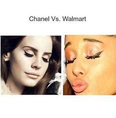 Chanel vs Walmart Lana Del Rey http://imgzu.com/image/eayAAQ