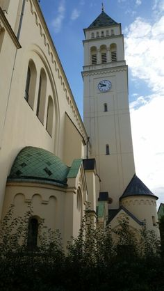 Church in Budapest....so beautiful
