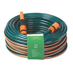 Westminster Hose 25m with Fittings 4 Piece Set