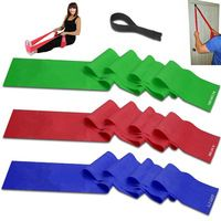 Alibaba physical therapy fitness belt set exercise band