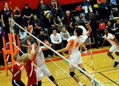 Men's Volleyball http://www.mohawkcollege.ca/athletics/mens-varsity-volleyball.html