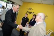 The Duke of Gloucester officially opened iSightCornwall's Resource Centre in Truro when he visited last week accompanied by the Lord Lieutenant…