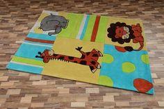 Dětský koberec - Afrika