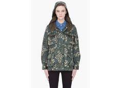 Marc by Marc Jacobs Camouflage jacket