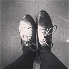 I love these shoes! <3