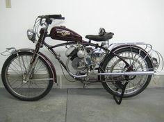 1949 WHIZZER PACEMAKER, Price $7,250.00,