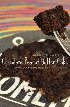This is a microwave single serve version of the flourless chocolate cake recipe I posted a while back.  I should start by saying how much I despise low carb microwave cake recipes.  Last …