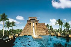 The top water slides every kid (big and small) should go down before they grow up. From swimming with sharks to the tallest waterslide in the world!