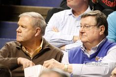 Look who our cameras spotted at the boys Sweet 16 in Rupp. We have lots more photos of fans at the games.