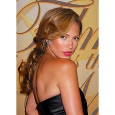 Jennifer Lopez At Arrivals For Women In Film 2006 Crystal And Lucy Awards Canvas Art - (16 x 20)