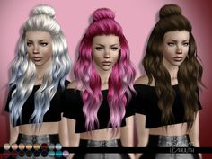28 Best The Sims 3 Mods Images In 2018 My Sims Games Hairdos