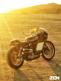 Dusty Wheels Racers - cafe racers and bike culture