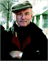 Christopher Buckley. A favorite author.
