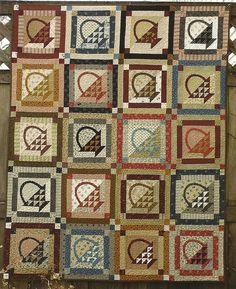 Another basket quilt. How many can one quilter make?