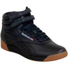 c827f4564 Reebok Women s Freestyle Hi High-Top Sneaker (8175 RSD) ❤ liked on Polyvore