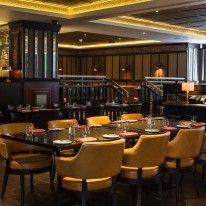 Scott's Restaurant  British Cuisine In Abu Dhabi  Jumeirah Inspiration The Strand Dining Rooms Design Ideas