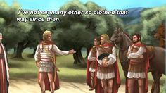 Daniel's Prophecy Fulfilled - Alexander the Great Comes To Jerusalem on Vimeo