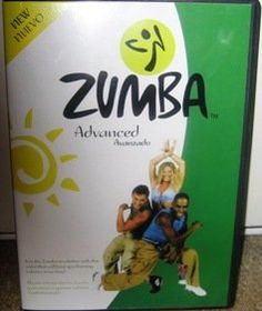 Zumba Advanced Workout Dvd