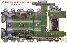 LONDON & NORTH EASTERN RAILWAY (GREAT NORTHERN SECTION)