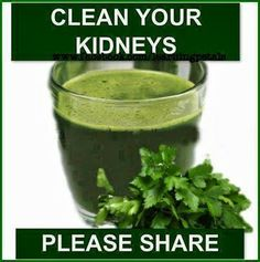 Clean Your Kidney
