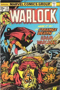 Warlock Epic 7: In the top ten comics of the past forty years.