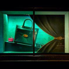 """MULBERRY,London, UK, """"Unzip Our New Seasons Handbags"""", pinned by Ton van der Veer"""