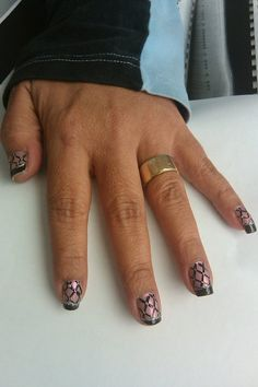 my nails - fabrege eggs