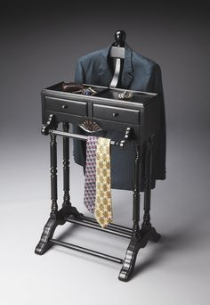 Butler Masterpiece Valet.. Perfect for my husband...